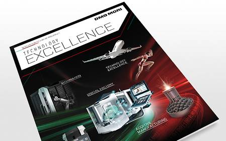 DMG MORI Technology Excellence 2017
