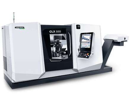 CLX 550 by DMG MORI